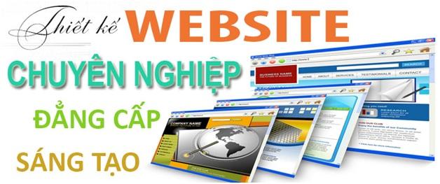 Những loại hình thiết kế website thường gặp
