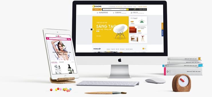 Dịch vụ thiết kế web chuyên nghiệp tại Hà Nội